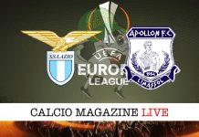 Lazio Apollon cronaca diretta risultato live
