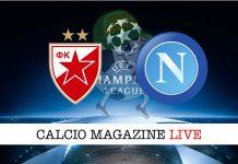 Stella Rossa Napoli cronaca diretta risultato live