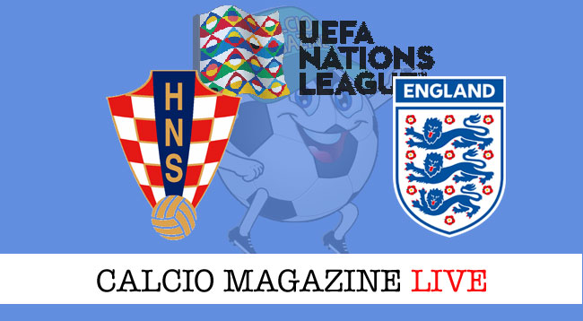 Croazia Inghilterra live cronaca risultato tempo reale