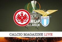 Eintracht Francoforte Lazio live cronaca risultato tempo reale