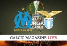 Olympique Marsiglia Lazio cronaca diretta risultato tempo reale