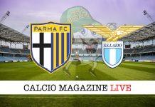 Parma Lazio cronaca diretta risultati tempo reale