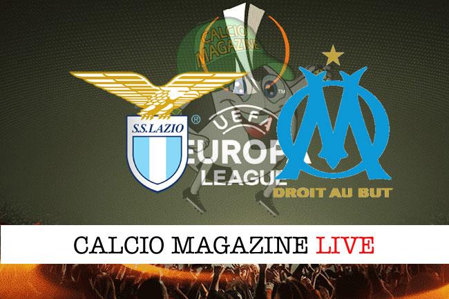 Lazio Marsiglia cronaca diretta live risultato tempo reale