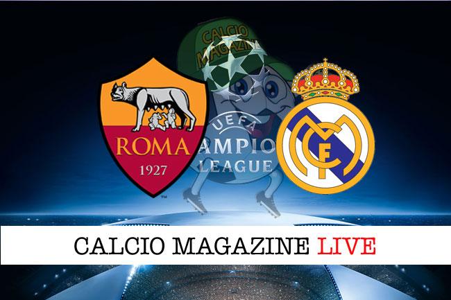 3c42a5bb5a La formazione spagnola espugna l'Olimpico battendo la Roma 2-0 grazie ai  gol di Bale e Lucas Vazquez nel secondo tempo.