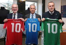 Lega Serie A '#Ilcalcioe'ditutti' Press Conference