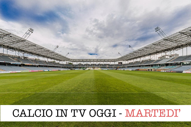 Calcio in tv: le gare di andata dell'ultimo turno preliminare di Champions League