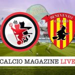 Foggia Benevento cronaca diretta live risultato in tempo reale