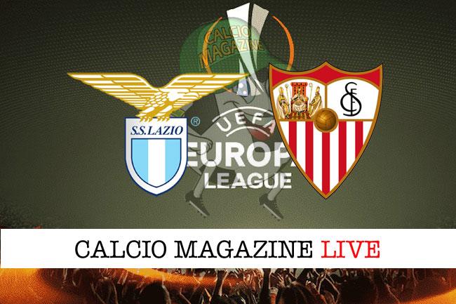 Lazio Siviglia cronaca diretta live risultato in tempo reale