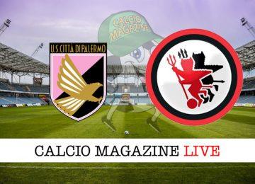 Palermo Foggia cronaca diretta live risultato in campo reale