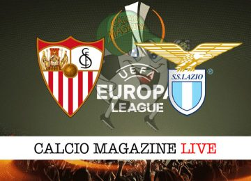 Siviglia Lazio cronaca diretta live risultato in tempo reale