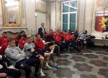 sportradar Genoa