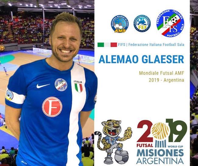 alemao glaeser