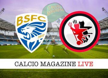 Brescia Foggia cronaca diretta live risultato in tempo reale
