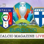 Italia Finlandia cronaca diretta live risultato in tempo reale