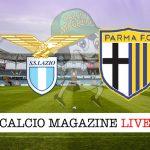 Lazio Parma cronaca diretta live risultato in tempo reale