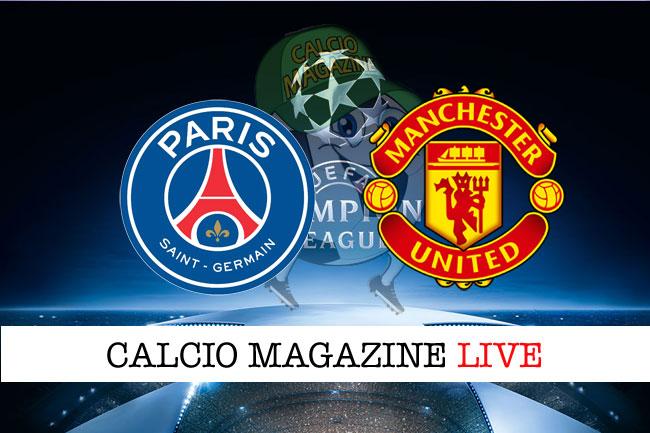 PSG - Manchester United 1-3: decisivo il gol di Rashford al 93'