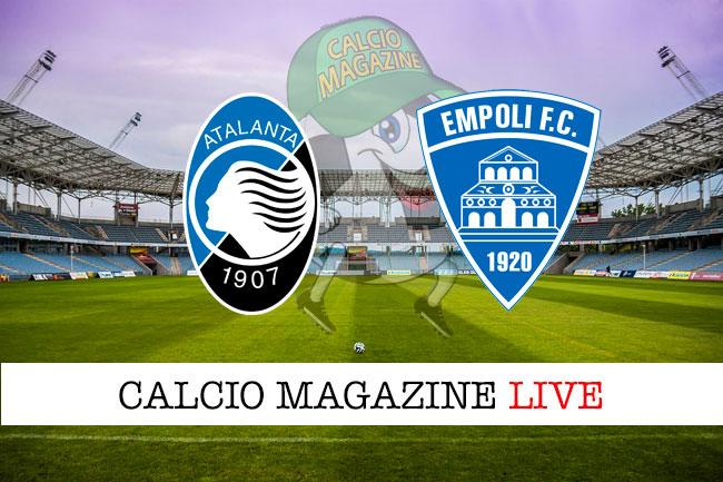 Convocati Atalanta - Empoli: c'è Ilicic, out Silvestre e Pajac