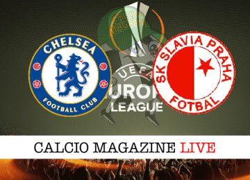 Chelsea Slavia Praga cronaca diretta live risultato tempo reale