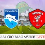Pescara Perugia cronaca diretta live risultato in tempo reale