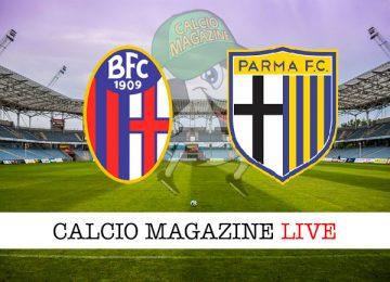 Bologna Parma cronaca diretta live risultato in tempo reale