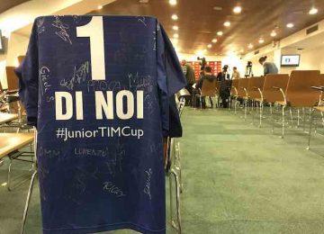 maglietta junior tim cup
