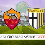 Roma Parma cronaca diretta live risultato in tempo reale