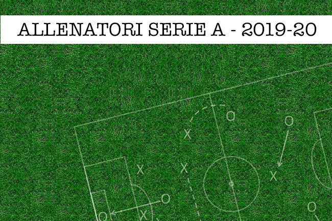 allenatori Serie A 2019-2020