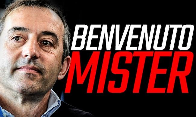 Giampaolo allenatore Milan 2019 2020