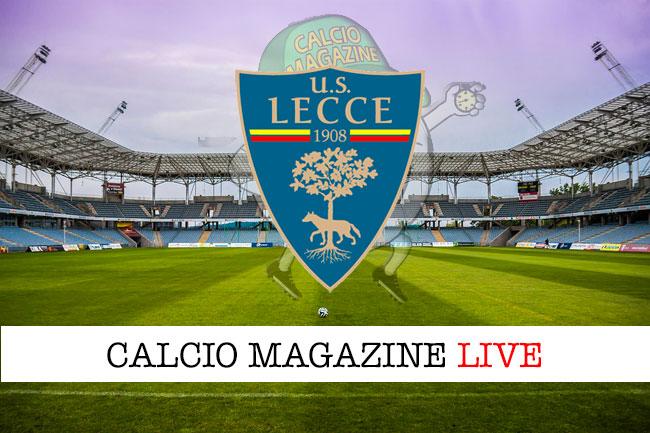 Mondiali Calcio 2020 Calendario.Calendario Lecce 2019 2020 Date E Orari
