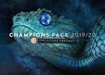 abbonamenti champions league Inter 2019-2020