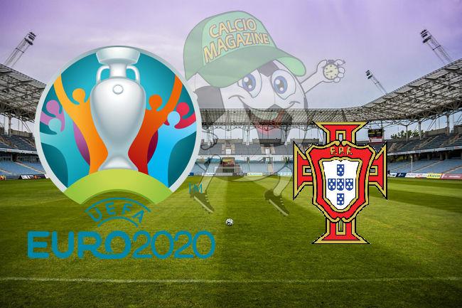 euro 2020 Portogallo