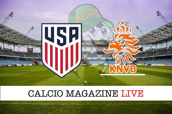 Stati Uniti – Olanda 2-0: statunitensi campionesse del mondo