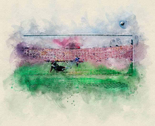 calcio quadro