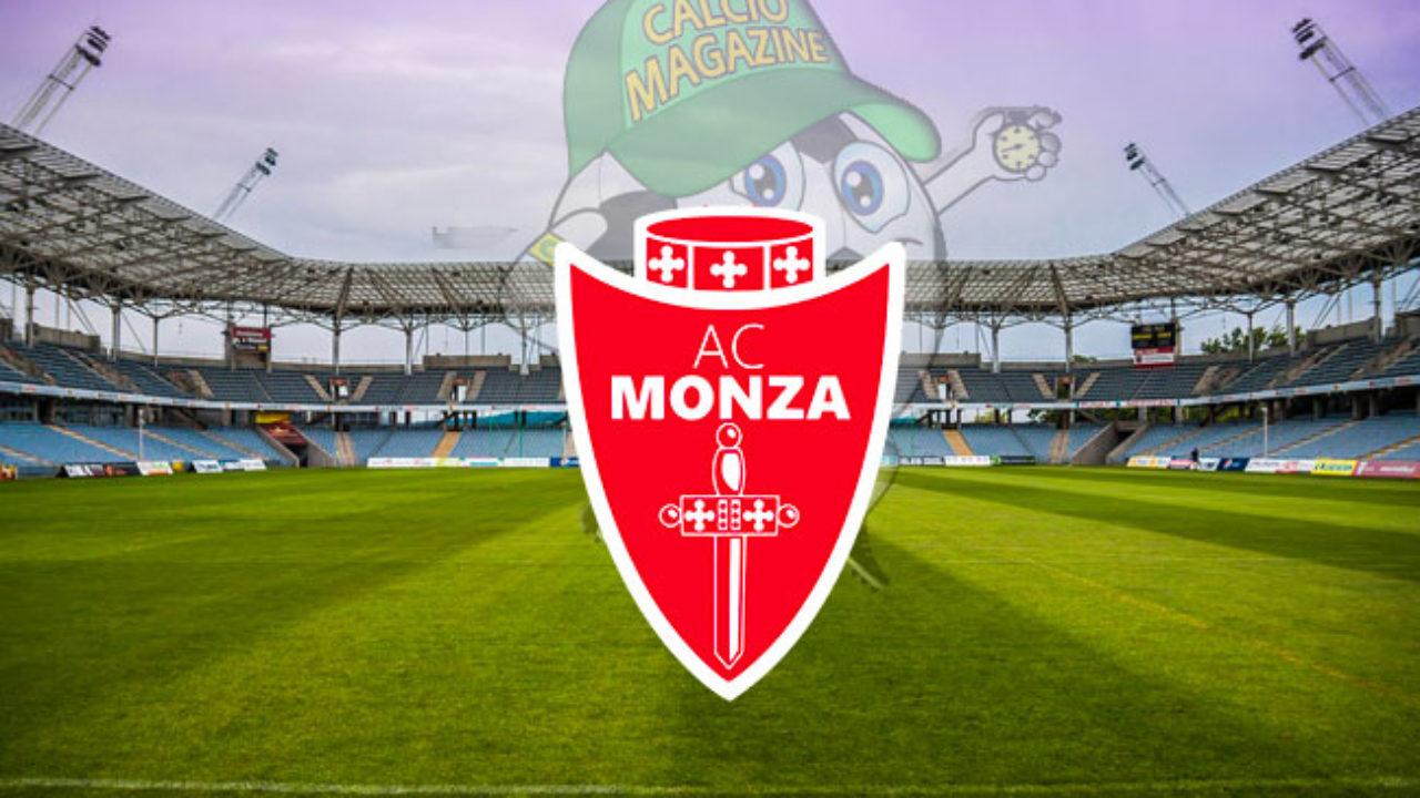Monza Calcio Rosa Della Squadra Allenatore Numeri Maglia