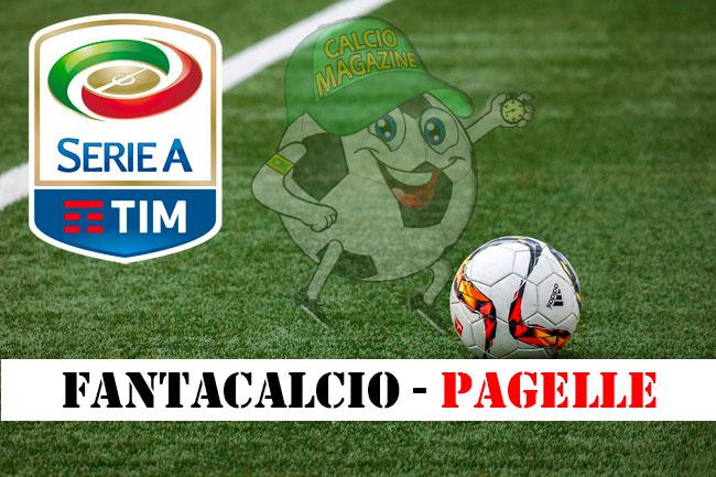 Pagelle 4° giornata Serie A 2019 - 2020: voti fantacalcio