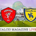 Perugia Chievo cronaca diretta live risultato in tempo reale