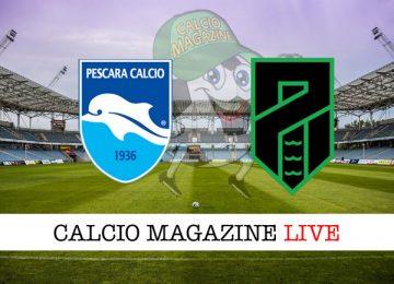 Pescara Pordenone cronaca diretta live risultato in tempo reale