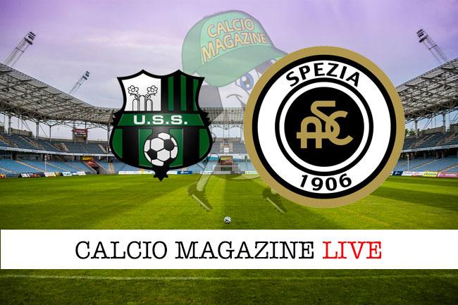 Sassuolo-Spezia 1-0, il tabellino: gol decisivo di Traorè