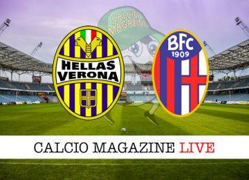 Verona Bologna cronaca diretta live risultato in tempo reale