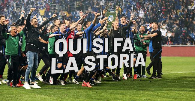 abbonamenti Atalanta 2019-2020 locandina