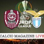 Cluj Lazio cronaca diretta live risultato in tempo reale