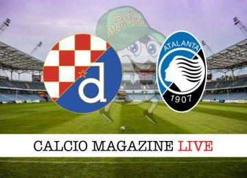 Dinamo Zagabria Atalanta cronaca diretta live risultato in tempo reale