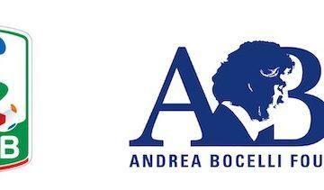 serie b Andrea Bocelli foundation