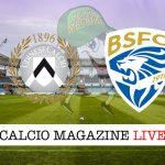 Udinese Brescia cronaca diretta live risultato in tempo reale