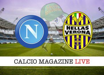 Napoli Verona cronaca diretta live risultato in tempo reale