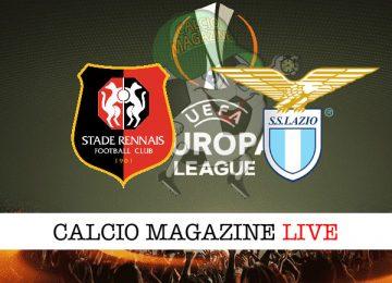Rennes Lazio cronaca diretta live risultato in tempo reale