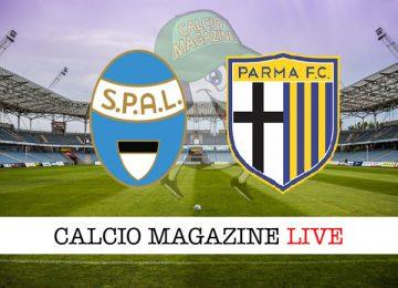 Spal Parma cronaca diretta live risultato in tempo reale