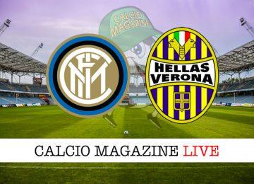 Inter Verona cronaca diretta live risultato tempo reale