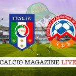 Italia Armenia cronaca diretta live risultato in tempo reale