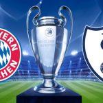 Bayern Monaco – Tottenham diretta live risultato in tempo reale